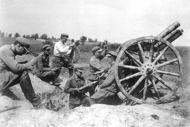 Dzieje 9 pułku artylerii lekkiej w latach 1919-1939 (cz. 5)