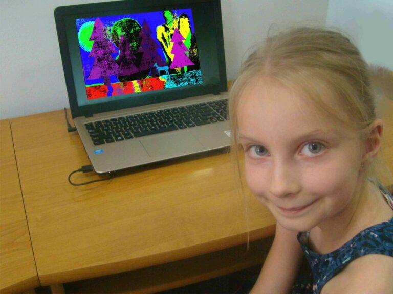 Młoda artystka otrzymała wyróżnienie na O!PLA 21