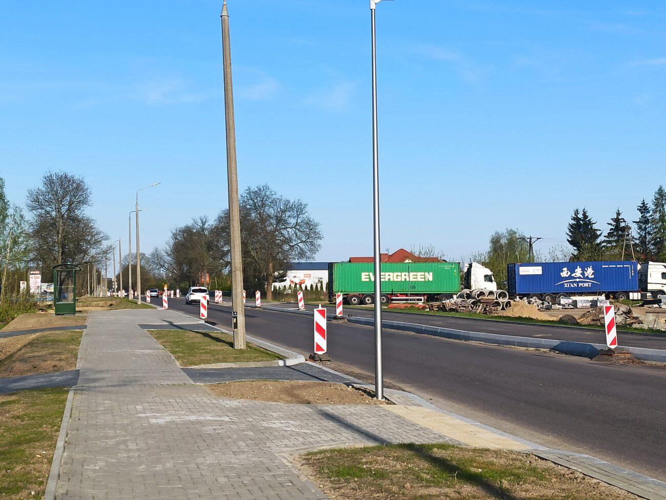 Możliwe utrudnienia na Warszawskiej