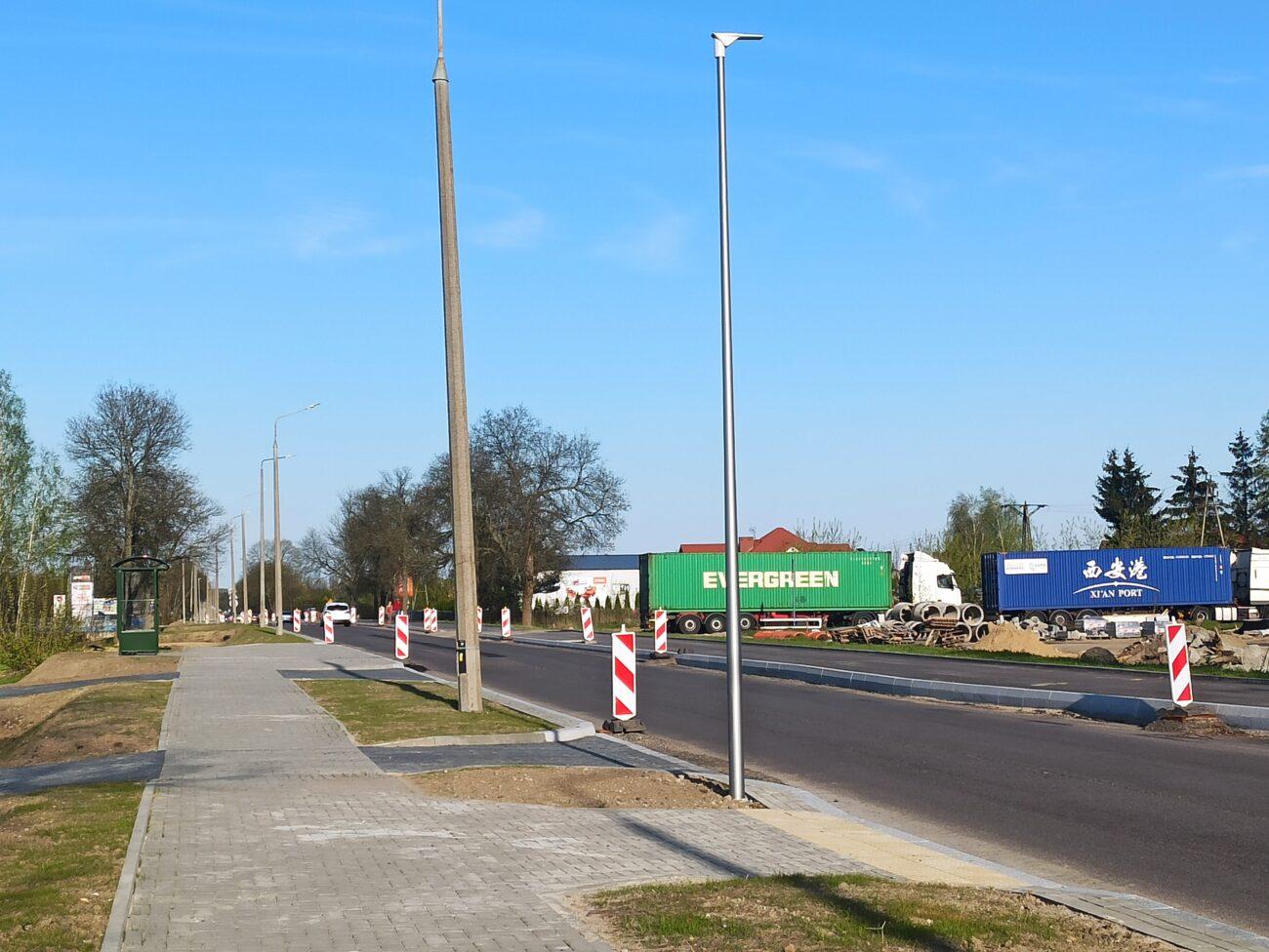 Czy w czerwcu przejedziemy Warszawską?