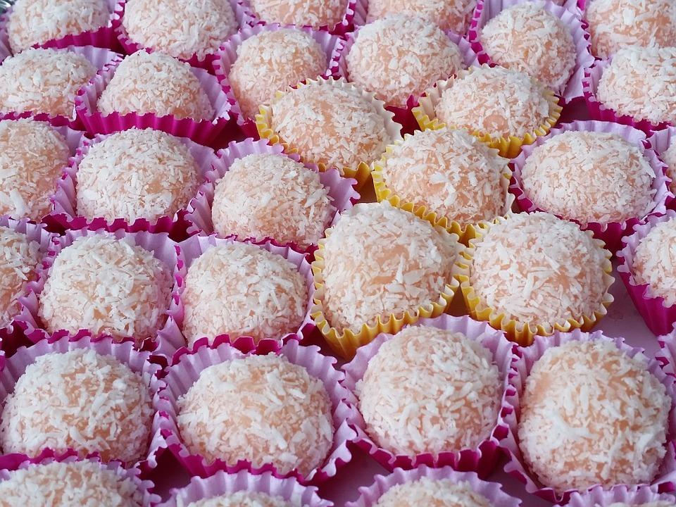 Cynamonowe kokosanki
