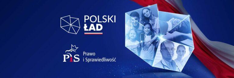 Co oznacza Polski Ład dla mieszkańców Polski?