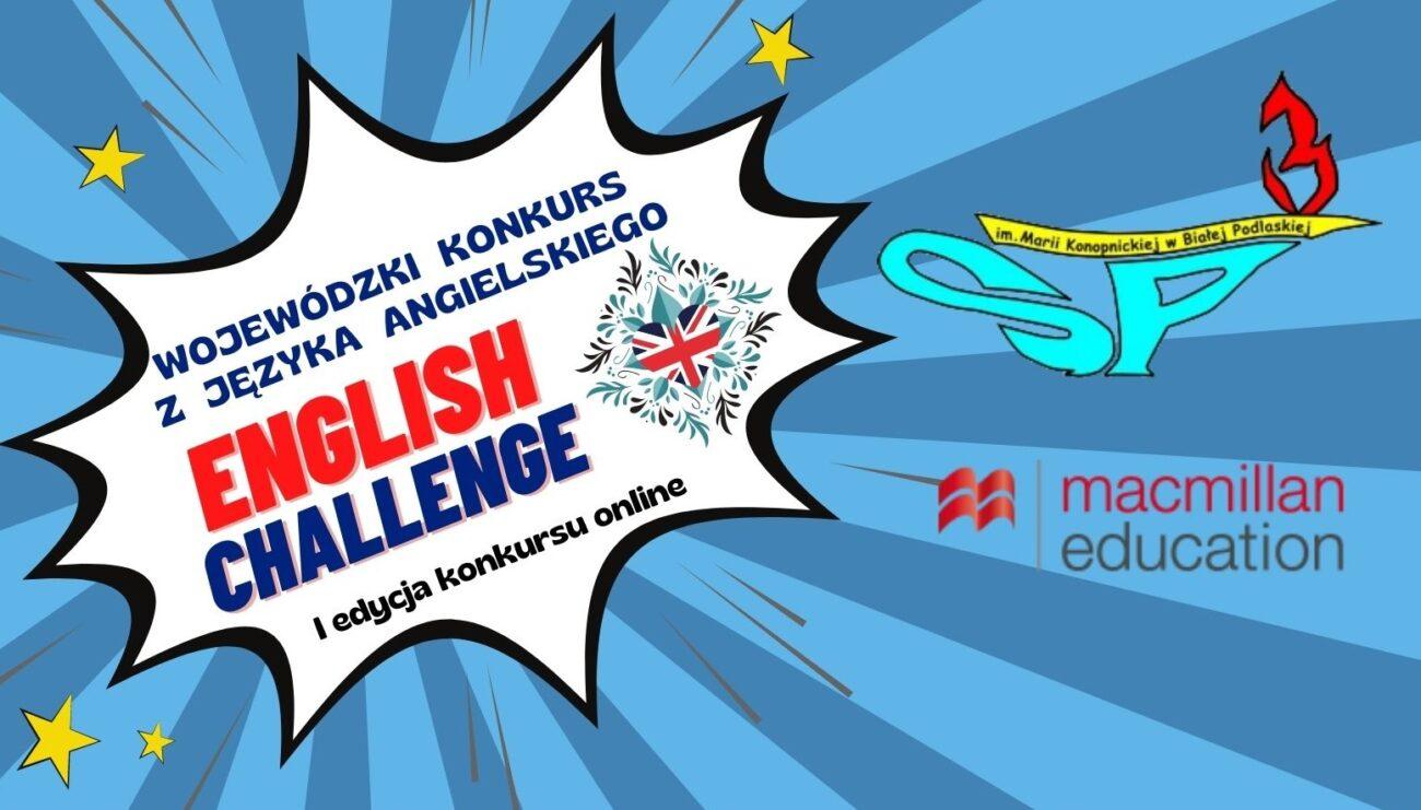 Zbliża się finał konkursu English Challenge