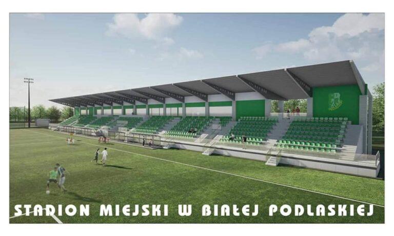 Coraz bliżej budowa stadionu i hali sportowej