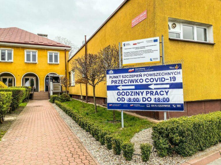 Duże zainteresowanie szczepieniem przeciw covid-19