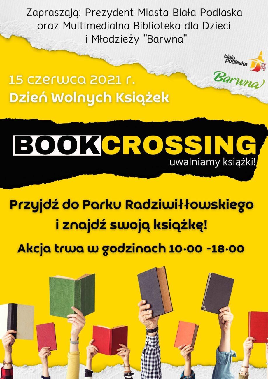 Uwolnij książkę w Parku Radziwiłłowskim!