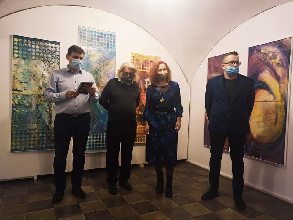 Jolanta Kontek i Janusz Maksymiuk oraz...ich prace