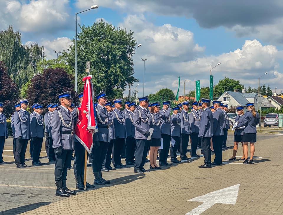 Święto policji w Białej Podlaskiej