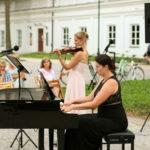 Muzyka zabrzmiała u Radziwiłłów