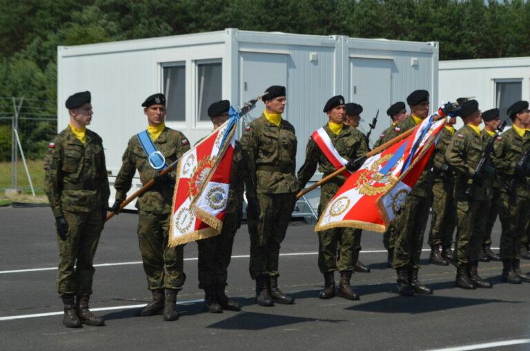 Uroczystość z okazji powrotu wojska do Białej
