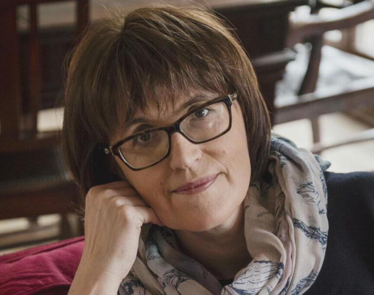 Spotkanie z pisarką Katarzyną Gacek w Terespolu