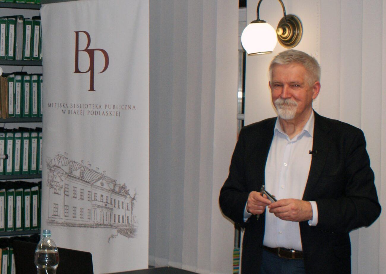 Jan Maraśkiewicz odchodzi na emeryturę