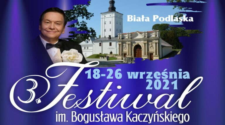 Festiwal Bogusława Kaczyńskiego z gwiazdami