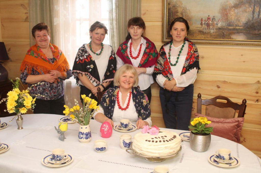 Gospodynie z Choroszczynki walczą o nagrody