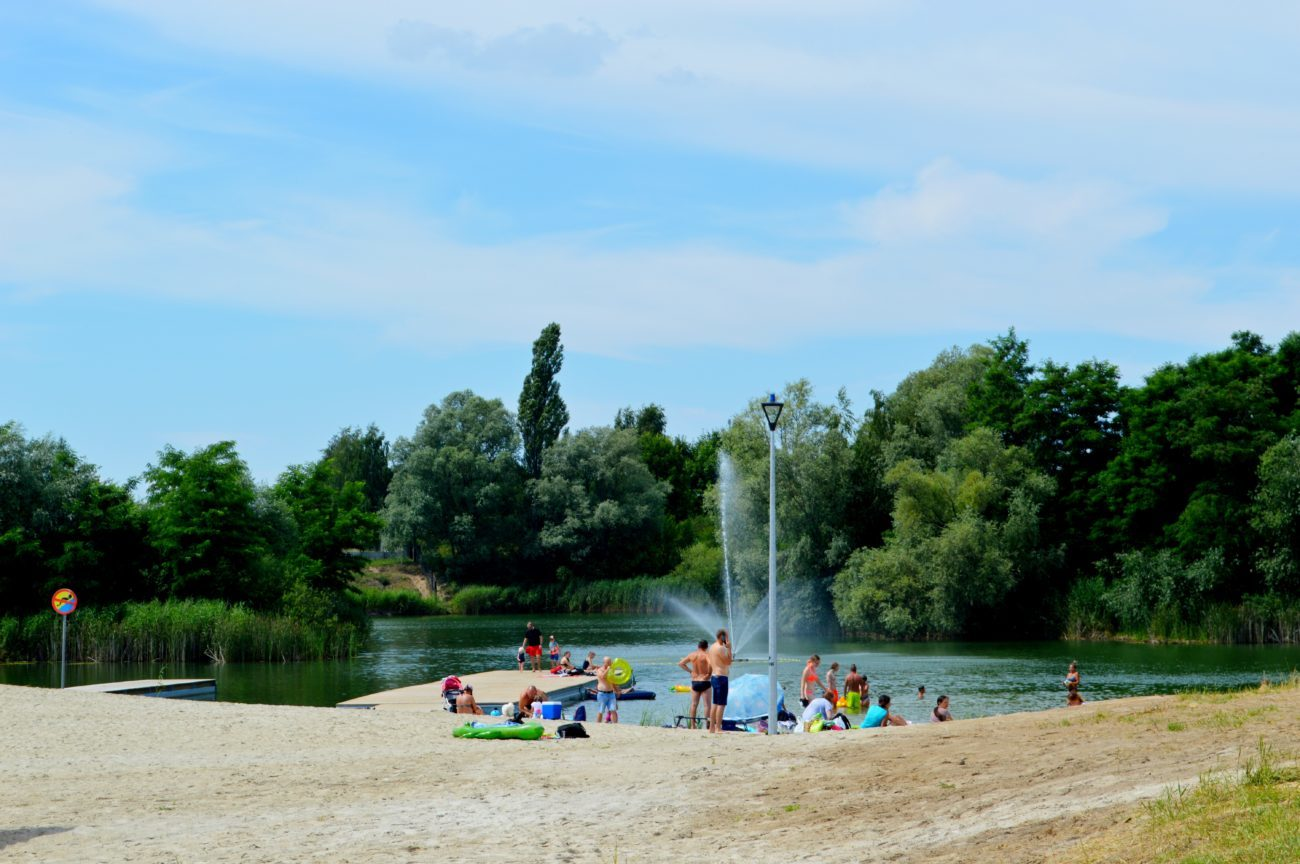 Kąpielisko na Międzyrzeckich Jeziorkach znowu otwarte