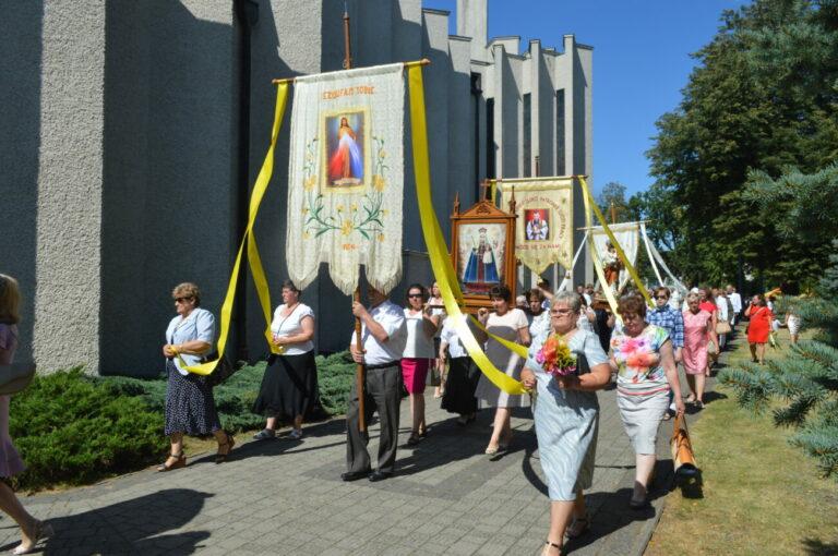 Święto Maryjne w naszym regionie