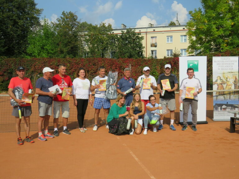 Otwarty turniej tenisa