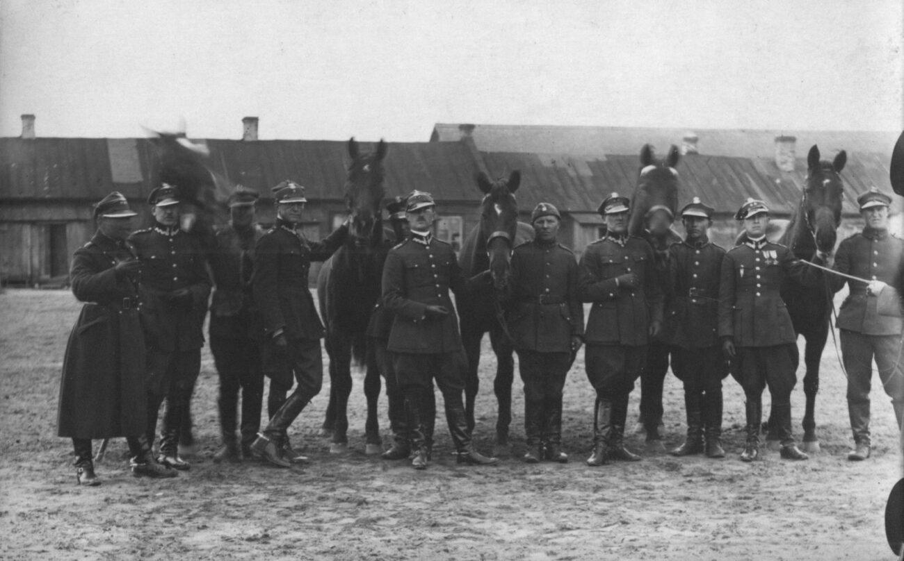 Dzieje 9 pułku artylerii lekkiej w latach 1919-1939 (cz. 17)