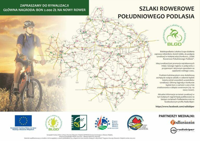 Podróże Szlakami Rowerowymi Południowego Podlasia – START!