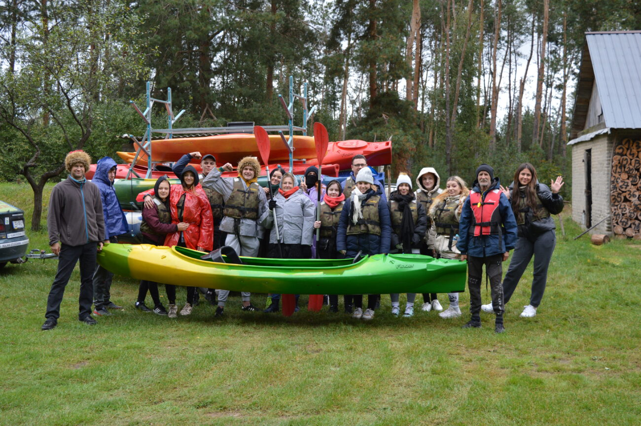 Niemiecka młodzież odwiedziła Podlasie i Lubelszczyznę