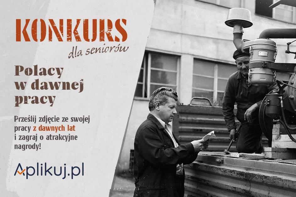 Sentymentalny konkurs - Polacy w dawnej pracy