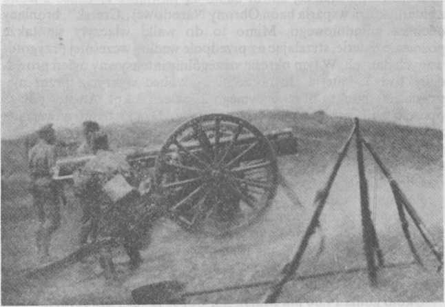 Dzieje 9 pułku artylerii lekkiej w latach 1919-1939 (cz. 22)
